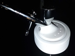 Iwata Eclipse HP-CS airbrush cleaning pot