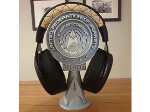 Star Trek Headphones Stand