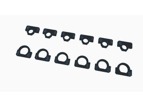 64 Pitch LM Motor Spacers