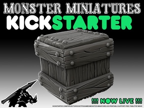 GC Crate - KICKSTARTER is LIVE!