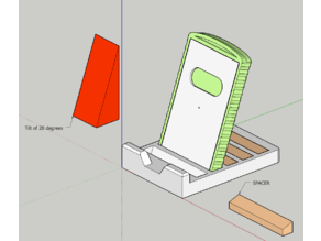 *iPhone Stand L