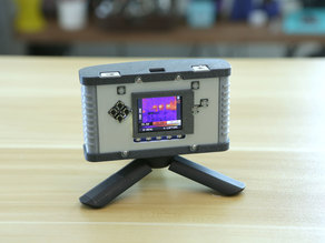 PyBadge Thermal Camera