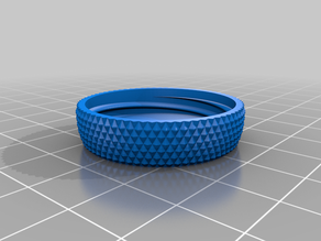 My Customized Container with Knurled Lid 25 mm