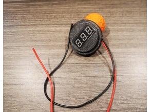 Voltmeter adapter