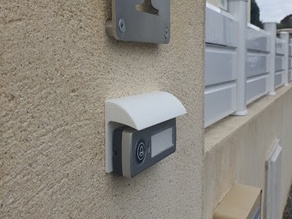 Doorbell cover / awning