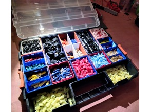 HDX Parts Organizer Insert Trays