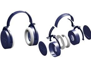 Homemade Bluetooth Headphones