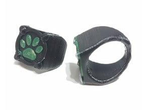 Super cat ring