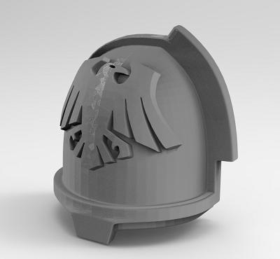 Raven Guard Aggressor Shoulder Pad