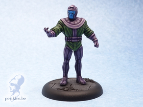 Kang the Conqueror - Marvel (Presupported 35mm Wargaming Miniature)