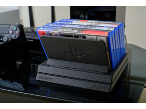 PS4 Game Holder