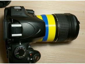 Nikon F - Nikon Outer-Ring Reverse Macro lens adapter