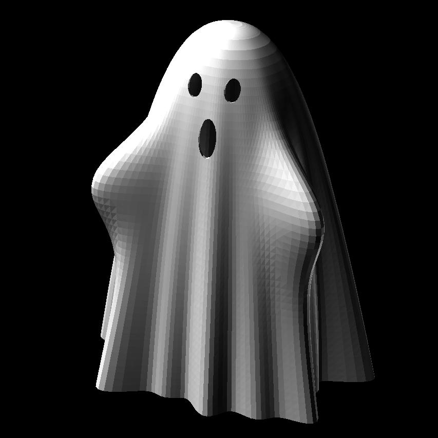 Parametric Ghost
