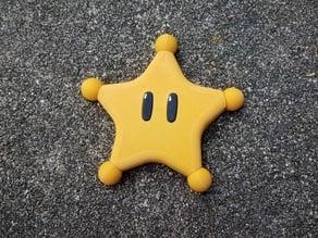 Grand Star - Super Mario