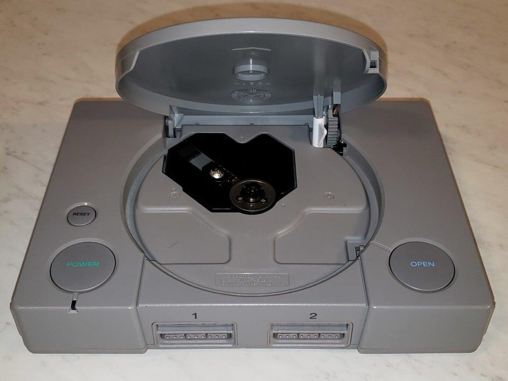 PlayStation 1 CD Tray Sensor Tool
