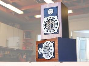 Hexagon Speaker Grill Set
