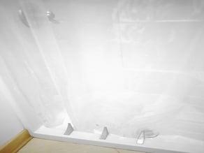 Shower Curtain Block