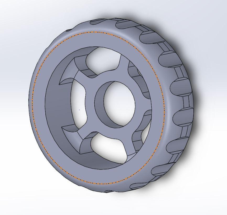 g305 Scroll Wheel Conversion