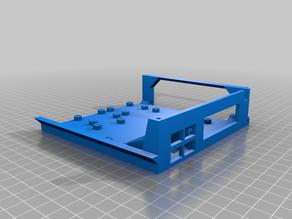 Ender 3 Caja electronica trasera TODO EN 1
