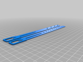 Adjustable band for Prusa RC3 face shield