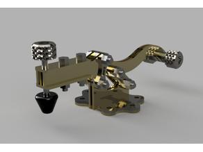 Clamp Toggle Lasercut
