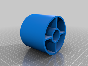 Filament Spool Adapter for Geeetech I3 included holder