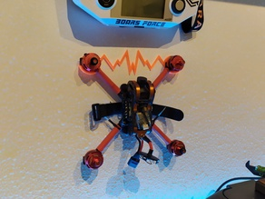 Tyro99 | Drone Wall Mount