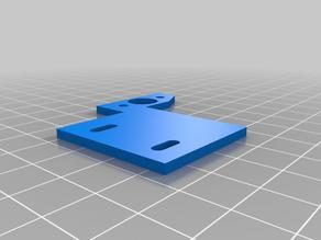 Ender 3 Filament Runout Sensor Mount