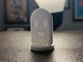 Simple Mini D&D Ghost