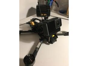 GoPro Hero6 mount for GEPRC MARK4 LR