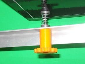 FLsun Cube Bed Adjustment Improvements