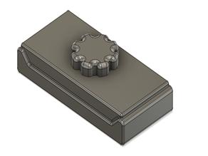 Full printable sanding block (40 mm) Schleifblock