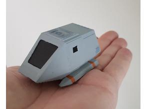 Star Trek Adventures Shuttle Typ 15