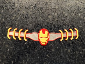 Iron Man Ear Saver COVID Surgical Mask Strap