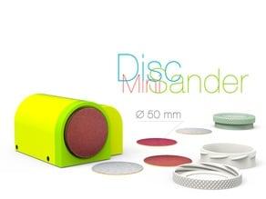Mini Disc Sander D50mm