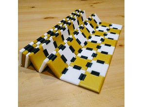 Collapsible Chessboard
