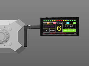 Fanatec Podium Z1-Screen Support