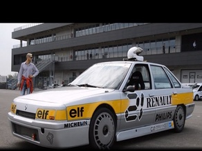 Renault 21 Superproduction