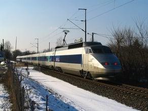 TGV Ligne de Coeur