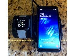 FItBit Versa 2 & Samsung Wireless Charger Dock Station