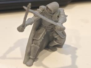 Gloomhaven Boss: Aesther Swordsman