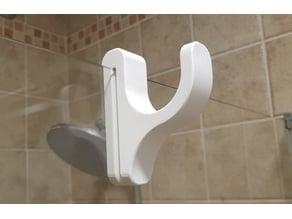 Towel holder/ Colgador de toallas/ Penjador de toballoles
