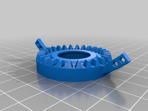 inner gear for 608zz bearing