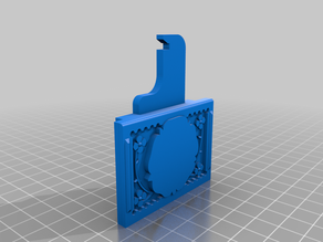 Combined Slide and Catch for Tudor Rose Box