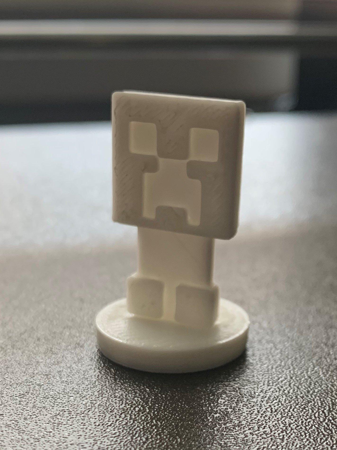 Simple Mini Minecraft Creeper