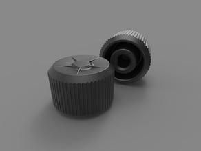 CR-10 MINI filament gear knob