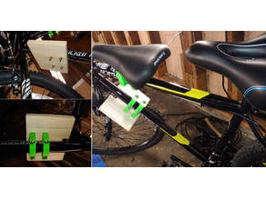 Customizable Copilot Bicycle Foot Rest - Bottom Mount