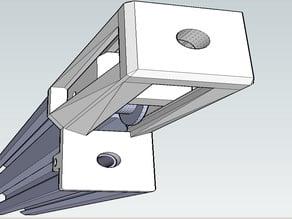 2040 vertical tensioner