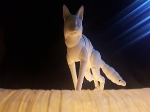 Red Fox (BJD)