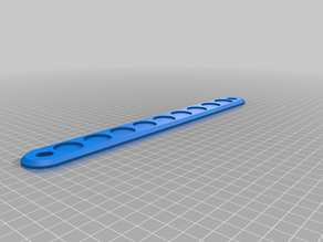 Clip-on Cable Organizer Bracket
